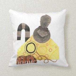 Mature Cheddar Cushion