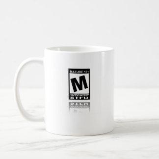 Mature Coffee Mug