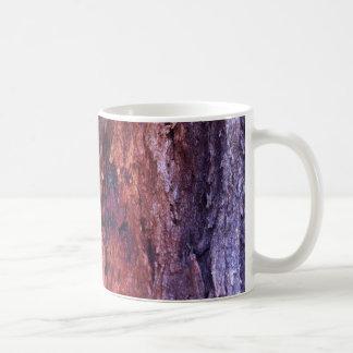 Mature Redwood gum tree bark in summer Coffee Mug