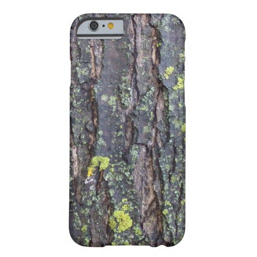 Mature Tree Bark Phone Case
