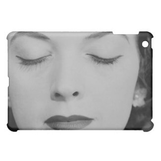 Mature Woman 2 iPad Mini Covers
