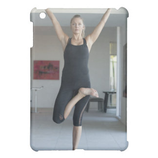 Mature woman exercising 2 cover for the iPad mini