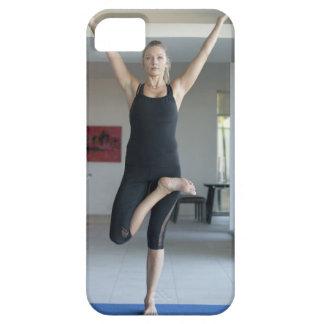 Mature woman exercising 2 iPhone SE/5/5s case