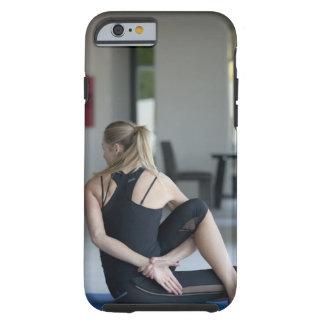 Mature woman exercising 4 tough iPhone 6 case