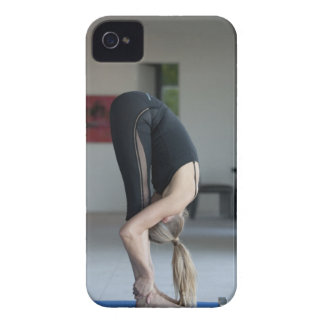Mature woman exercising iPhone 4 cover