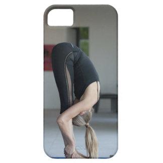 Mature woman exercising iPhone SE/5/5s case
