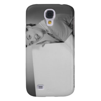 Mature Woman Samsung S4 Case