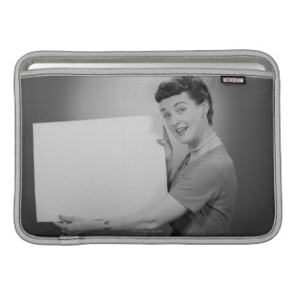 Mature Woman Sleeves For MacBook Air