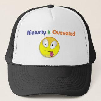 Maturity Is Overrated Trucker Hat