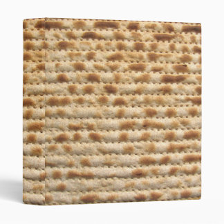 Matzah 3 Ring Binder