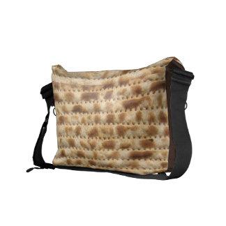 Matzah bag - kosher for pesach and everyday messenger bag