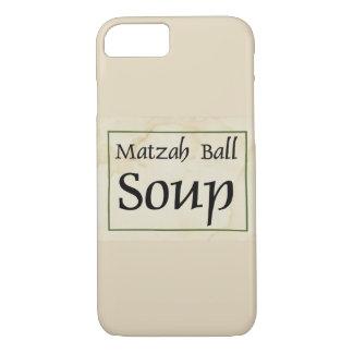 Matzah Ball Soup iPhone 7 Case