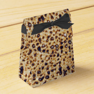Matzah hecho a mano paquete de regalo para bodas