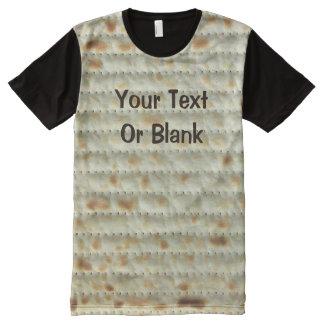 Matzah All-Over Print T-shirt
