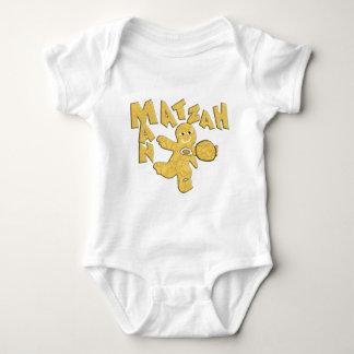 Matzah Man Baby Bodysuit