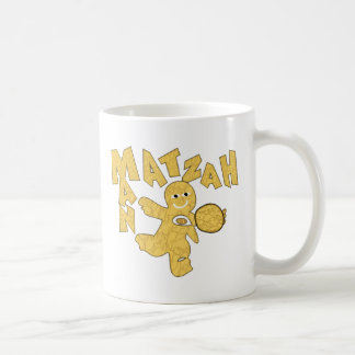 Matzah Man Coffee Mug