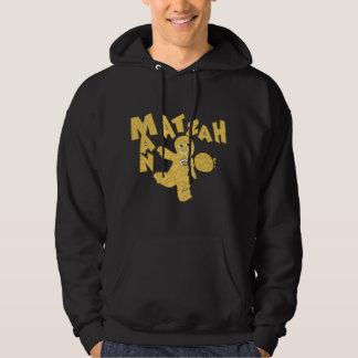 Matzah Man Hoodie