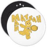 Matzah Man Pins