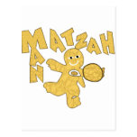 Matzah Man Postcard