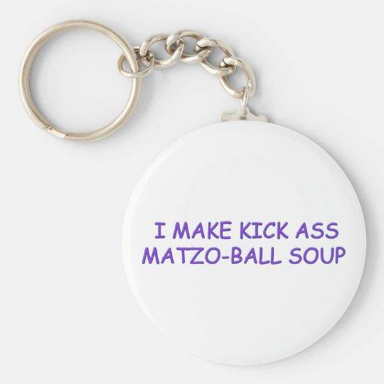 MATZO-BALL MASTER KEYCHAIN