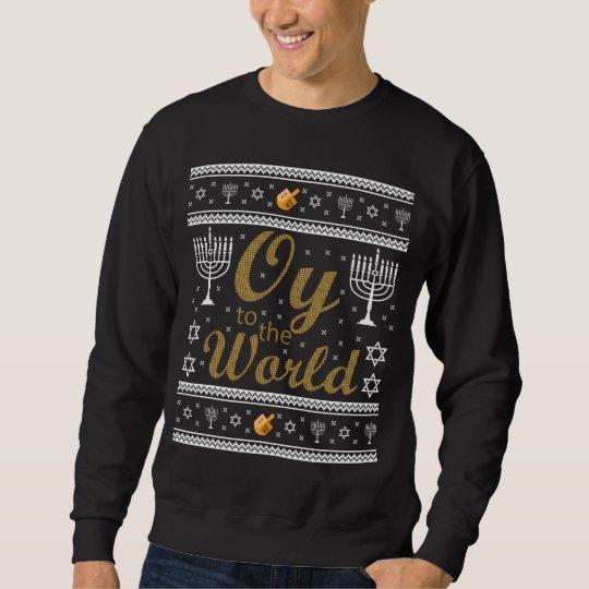 Jewish Christmas Sweater.Matzo Balls Jewish Christmas Ugly Hanukkah Sweater