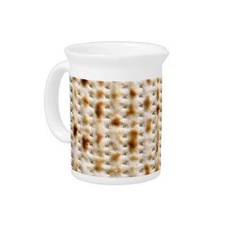 Matzo kosher de Pesach del l del florero/de la Jarras De Beber