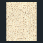 "Matzo Letterhead<br><div class=""desc"">Matzo letterhead for scrapbooks,  invitations,  menus,  etc.</div>"