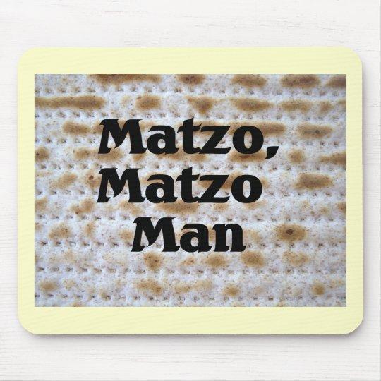 Matzo, Matzo Man Mouse Pad