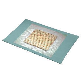 Matzo Placemats para el Passover Manteles