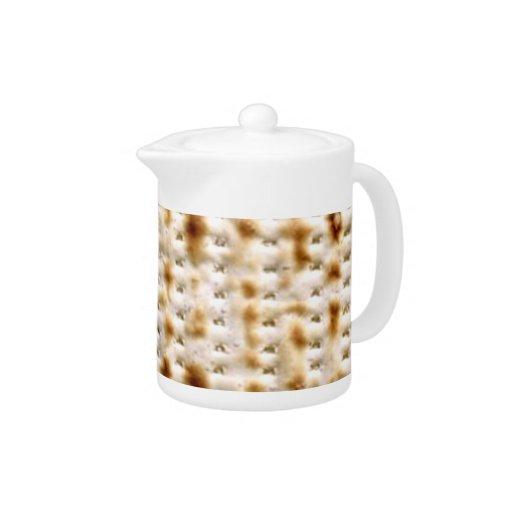 Matzo Tea Pot - Kosher l' Pesach