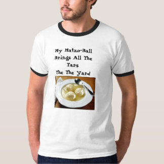 Matzoball soup t shirt
