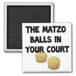 matzoh balls magnets