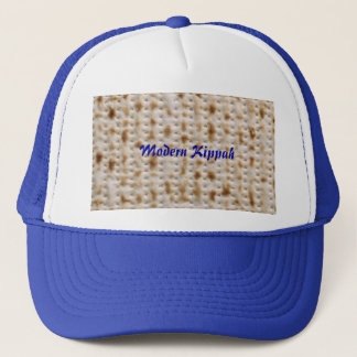 Matzoh Modern Kippah Passover Pesach Seder Hat