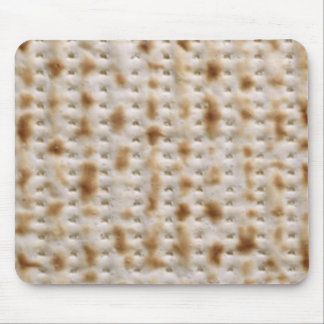 Matzoh Mousepad for Pesach Fully Unleavened