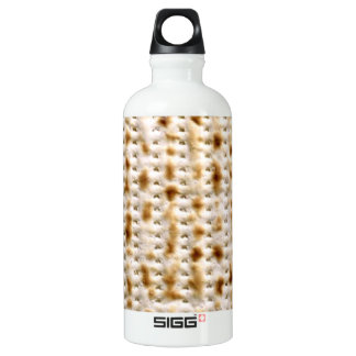 Matzoh Pesach (Choose Size, Color) Water Bottle