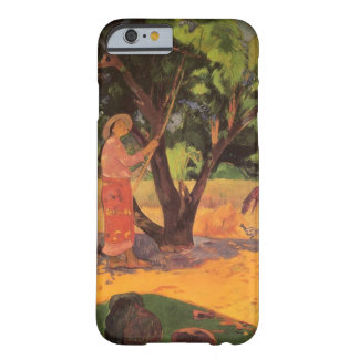 'Mau Taporo' - Paul Gauguin Barely There iPhone 6 Case