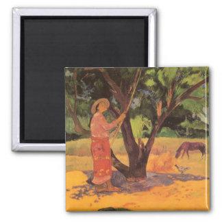 Mau Taporo - Paul Gauguin Magnets