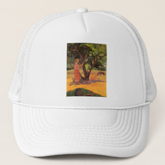 'Mau Taporo' - Paul Gauguin Trucker Hat