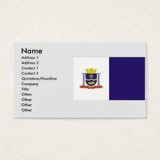 Maua, Brazil Business Card