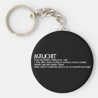 Mauchit Key Chain
