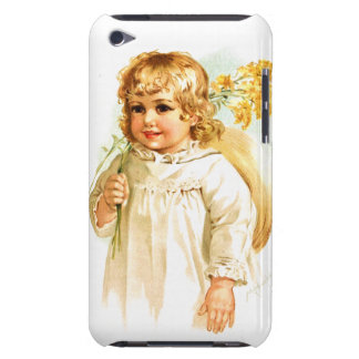 Maud Humphrey: Autumn Girl with Golden Rod Case-Mate iPod Touch Case