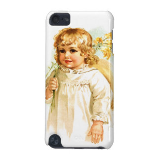 Maud Humphrey: Autumn Girl with Golden Rod iPod Touch (5th Generation) Cover
