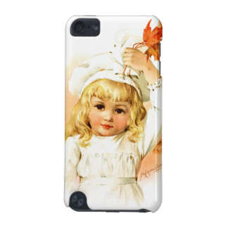 Maud Humphrey: Autumn Girl with Maple Leafs iPod Touch 5G Case