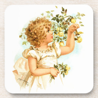 Maud Humphrey: English Child Beverage Coaster