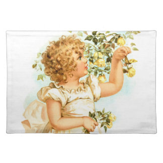 Maud Humphrey: English Child Cloth Placemat