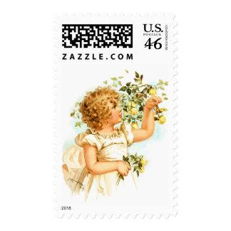 Maud Humphrey English Child Stamps