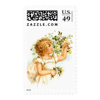 Maud Humphrey: English Child Stamps