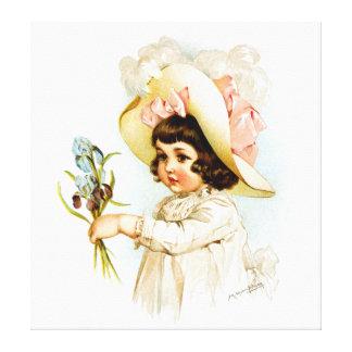 Maud Humphrey: French Child Canvas Prints