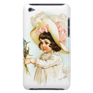 Maud Humphrey: French Child iPod Case-Mate Cases