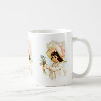 Maud Humphrey: French Child Classic White Coffee Mug